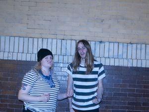 the hussy, un duo punk-trash en provenance de madison, un psyché-punk pop garage