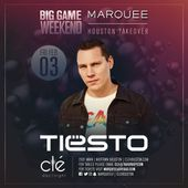 Tiesto - Marquee Houston Takeover