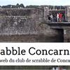 Reprise des activités scrabble à Concarneau