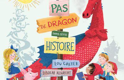 Il n'y a pas de dragon dans cette histoire [Dossier Lecture][Maternelle][CP]