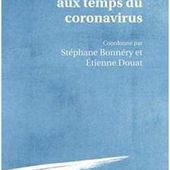 L'éducation aux temps du coronavirus