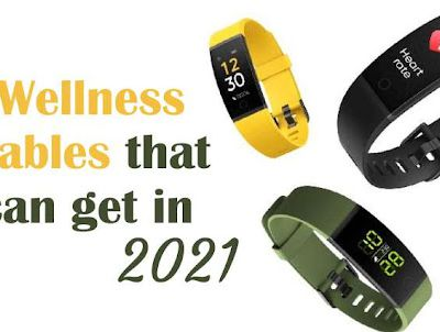 Best Wellness Wearables that you can get in 2021.