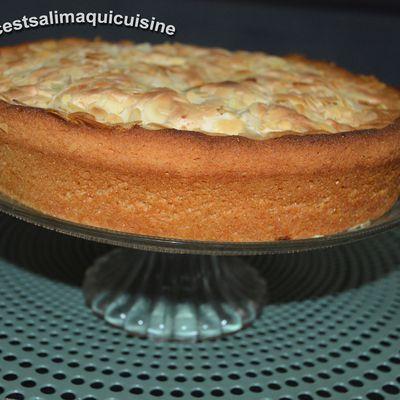 Recette autour d'un ingrédient #78 : Le raisin /                         Gâteau aux raisinx frais sans beurre
