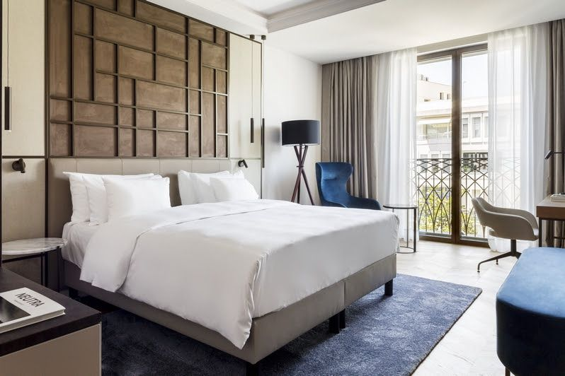 Andalusia: Radisson Collection arrives in Seville Spain