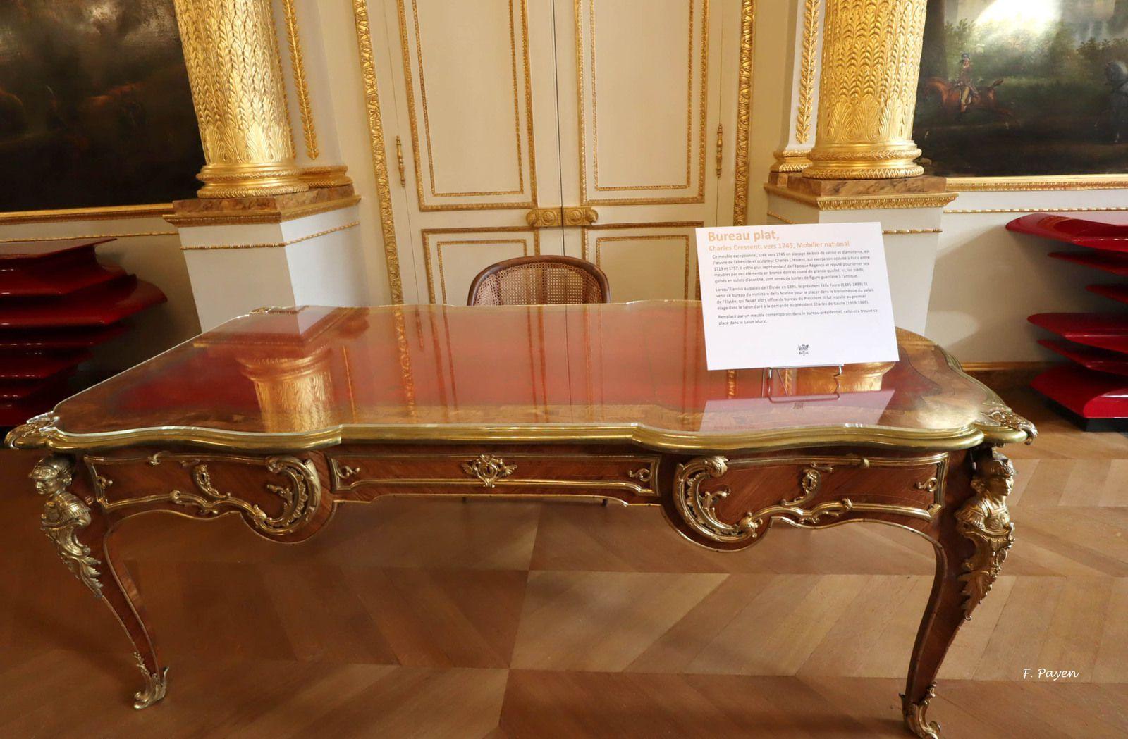 Palais de l'Elysée, salon Murat.