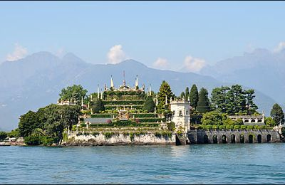 Isola Bella - Isola Madre - Lac Majeur