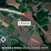 Passage à niveau : nouvel accident mortel dans les Côtes-d'Armor - Le Journal du week-end | TF1