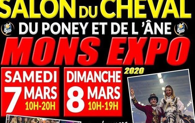 SALON DU CHEVAL 2020 MONS