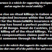 # OpGabon: Anonymous défigure le site Axa Assurance collective contre son soutien à Ali Bongo