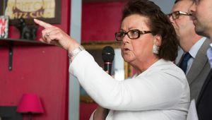 Christine Boutin : enfermez-la à Robben Island !
