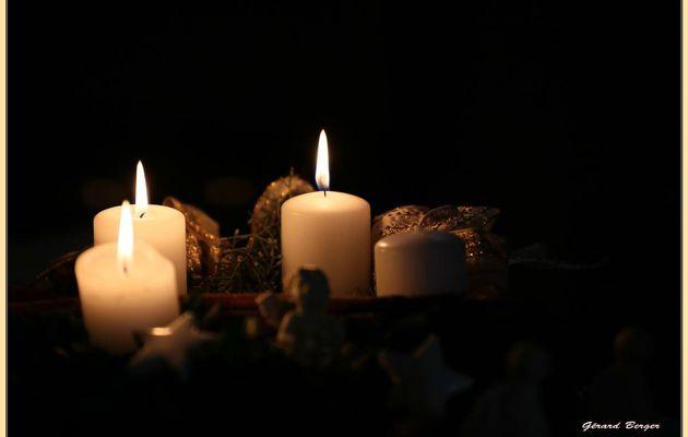 Prière universelle - 3e dimanche de l'Avent, année A. 11 décembre 2016.