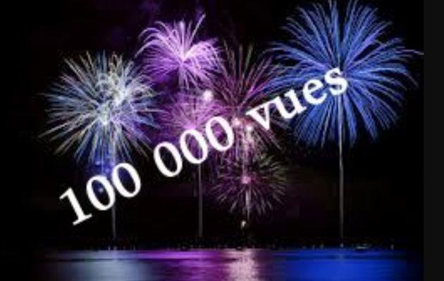 100 000 Mercis
