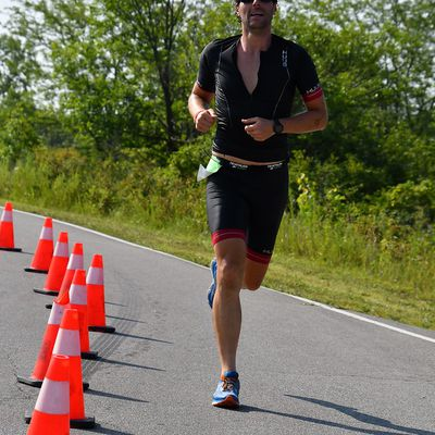 USAT's Ohio State Triathlon Championships - Dimanche 1er août 2021 - Mt Sterling, OH, USA - 1,5/40/10 - 3ème overall