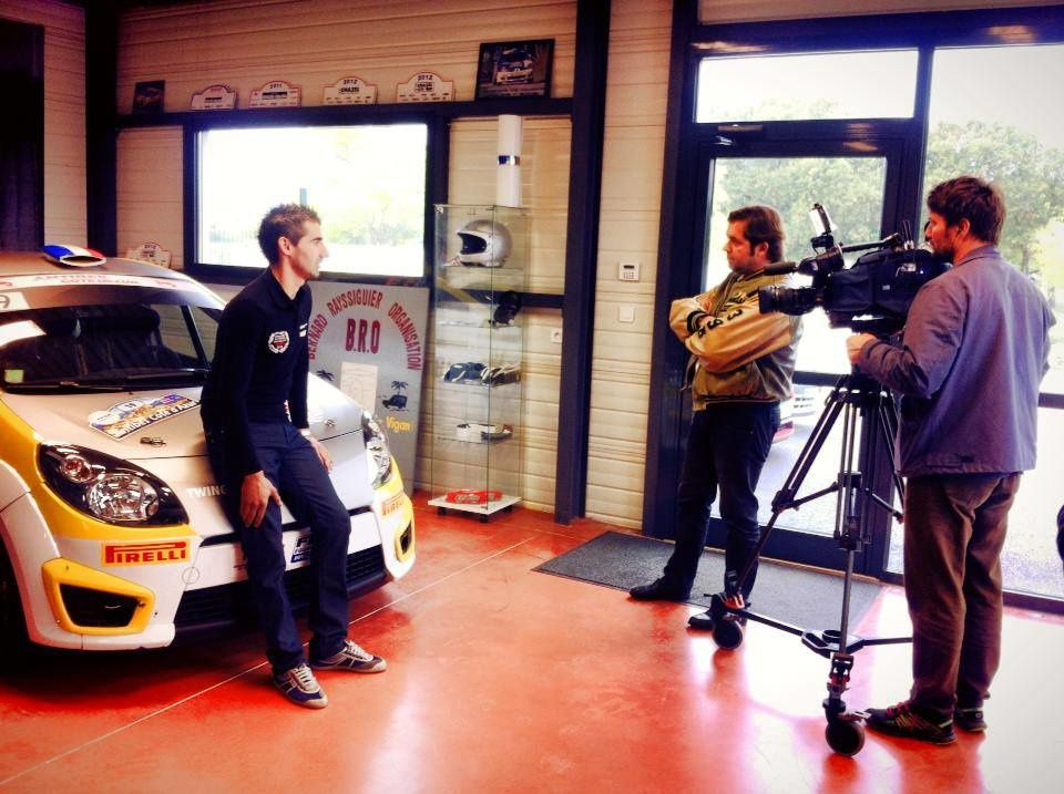 Interview France 3 Languedoc Roussillon