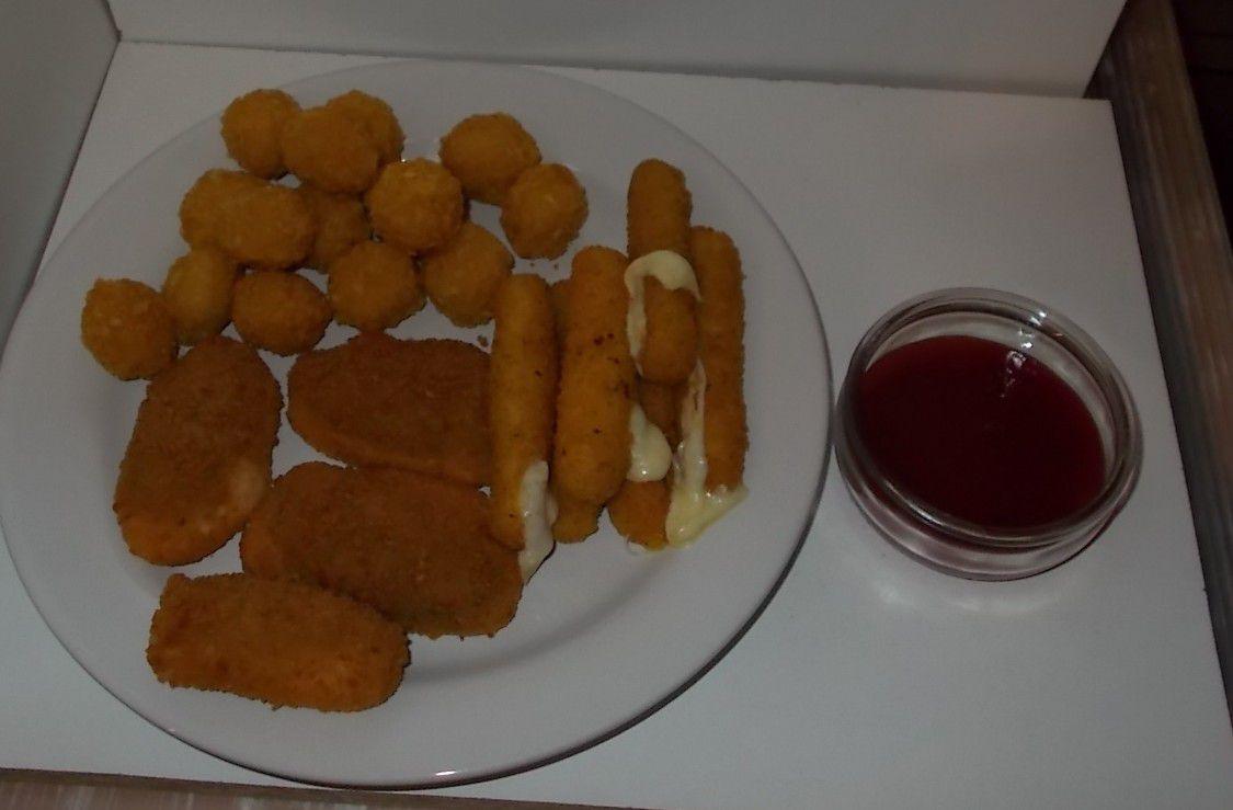 Aldi La Finesse Snack Box Party Box 1 XXL
