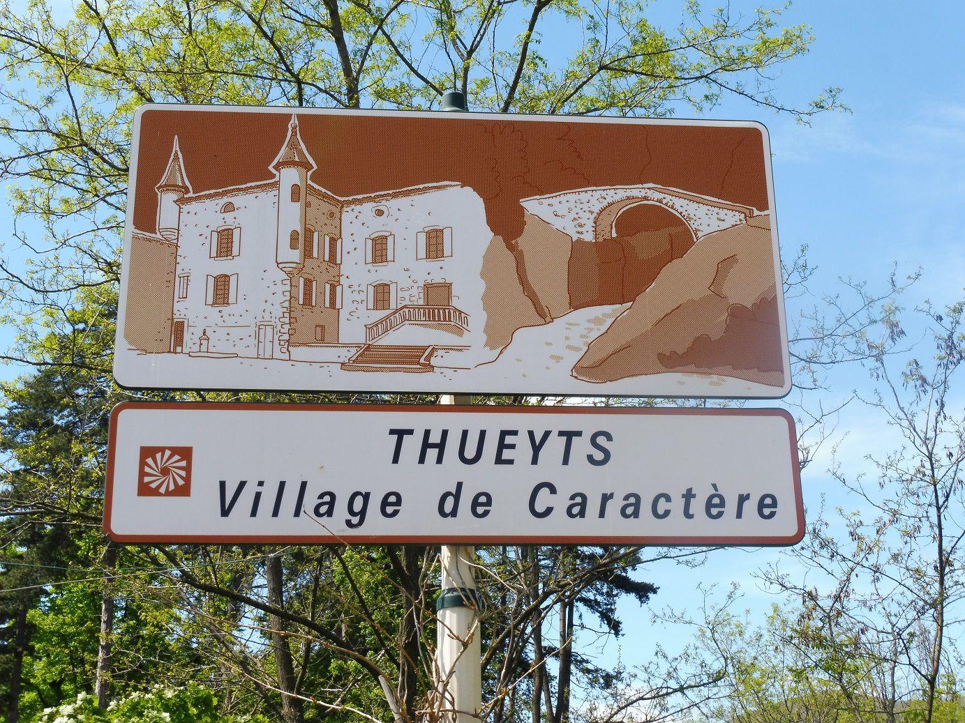 Randonnée à Thueyts (07)