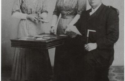 José Nieto Cosano Alcalde de Badolatosa 1930 - 1931.
