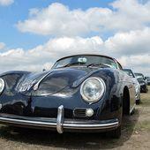 AC17 * Porsche 356 A Speedster 1600 Super 75 '57 - Palais-de-la-Voiture.com