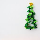 Ohoh Blog - diy and crafts: How to make an advent calendar with paper