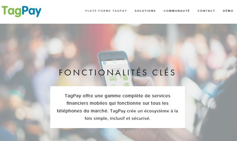 Web : La Fintech TAGPAY lève 1 million d'euros