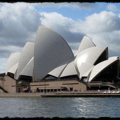 Sonne in Sydney