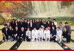경애하는 최고령도자 김정은동지께서 남측예술단의 공연을 관람하시였다