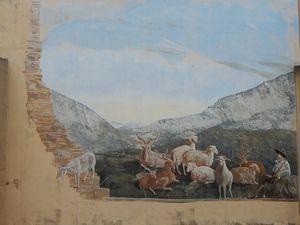 Chemin des trompe l'oeil, Maury (Voyages en camping-car)