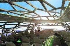 Airbus annee 2050  Le Pèlerin