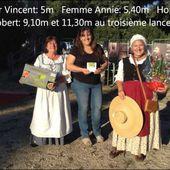 Bastide MARIN - Concours de lancer de noyau d'olive 2015