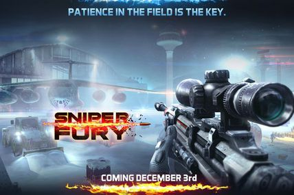 Sniper Fury de Gameloft disponible le 3 décembre …
