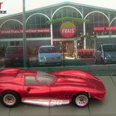 THOMASSIMA III HOT WHEELS 1/64 - car-collector.net