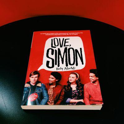Love, Simon  – Becky Albertalli