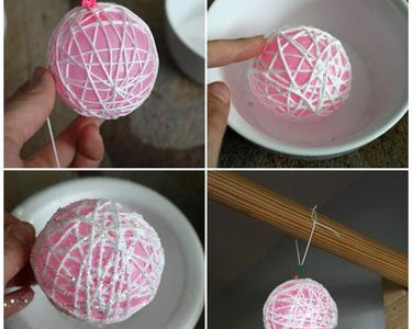 DIY ~~ making string
