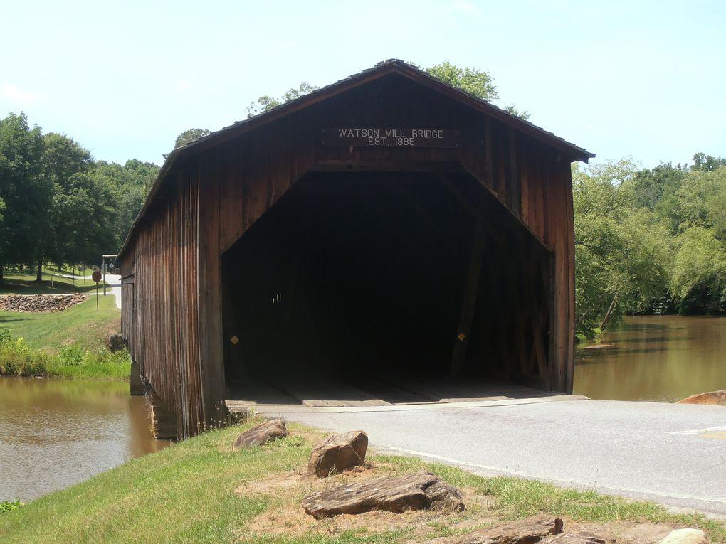 Le pont est maintenant situé au centre d'un parc national auquel il a donné son nom.