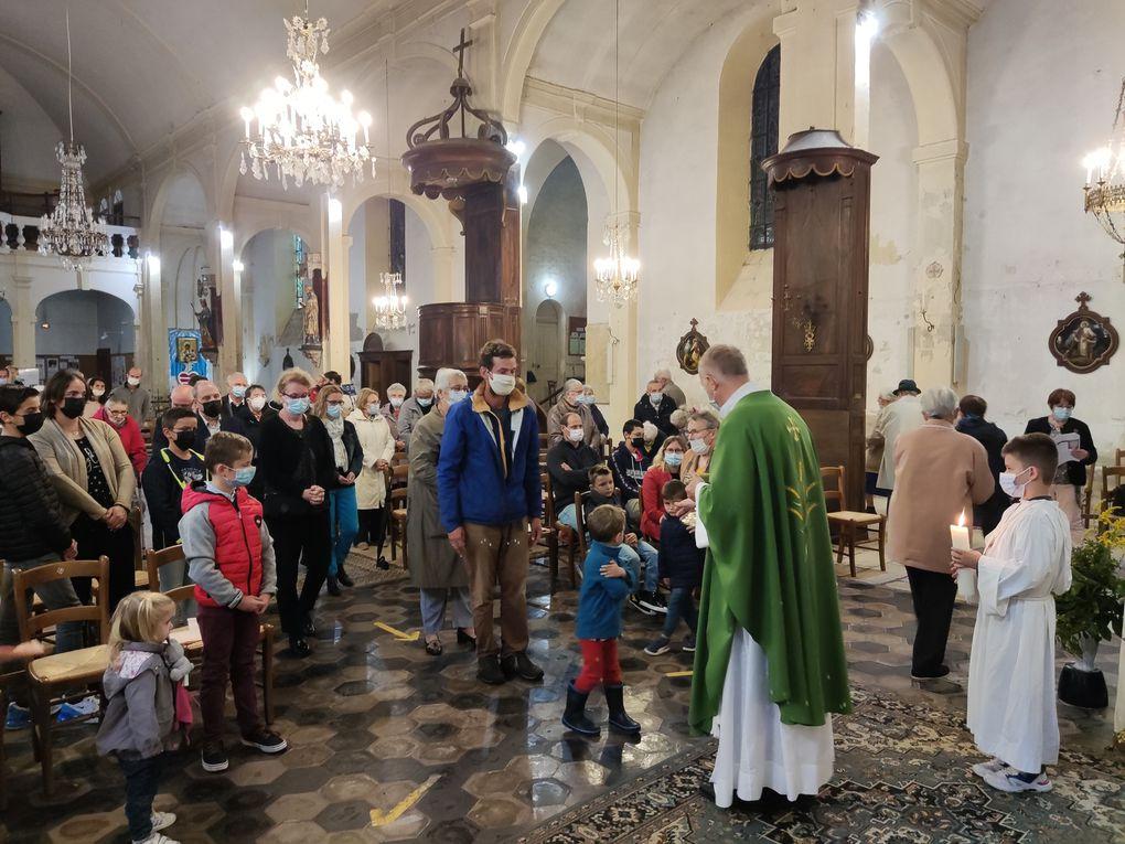 Messe des enfants du 02/10/2021