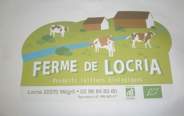 La Ferme de Locria à Mégrit