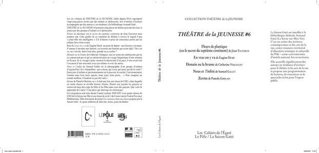 Théâtre de la Jeunesse#6