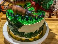 Gâteau Dinosaures 🦕🦖