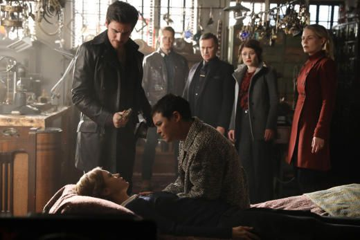 Once Upon a Time (Saison 6, épisodes 15 à 19) : la fin du monde tel qu'on le connaît