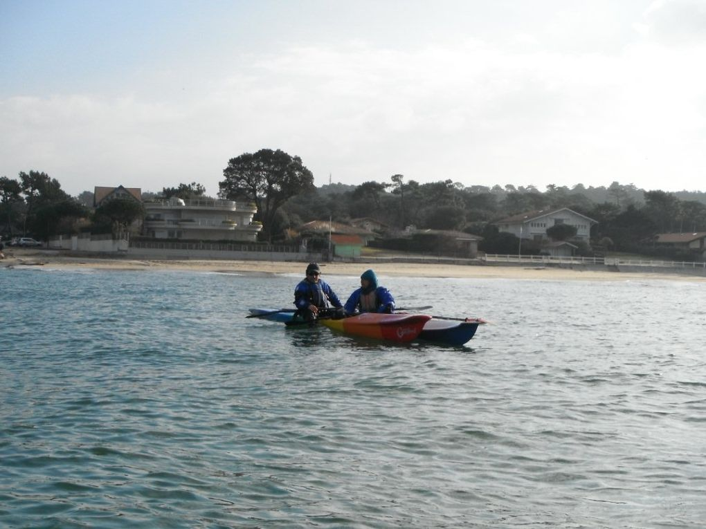 Dimanche 20janvier 2013 Navigation et piquenique à l'île aux oiseaux