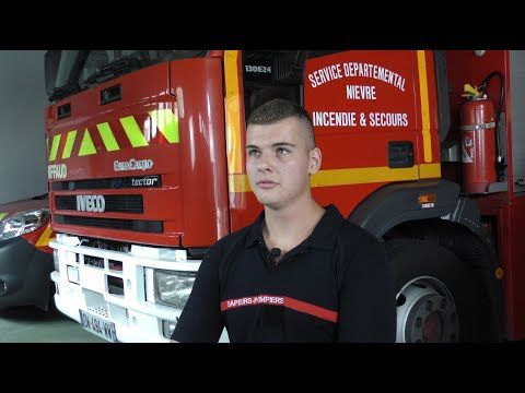Les 1 001 profils des Sapeurs-Pompiers de la Nièvre - Episode 1 - Hugo