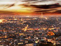 Paris, ville de lumières