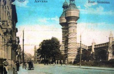 Received a #postcrossing postcard from Belgium:...