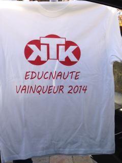 KTK, Partenaire du challenge EDUCNAUTE-INFOS 2014
