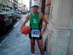 Supermaratona dell'Etna da 0 a 3000 2015 (9^ ed.). Salvatore Calandriello sfiderà l'Etna palleggiando per tutta la distanza con un pallone da basket