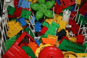 laver les legos