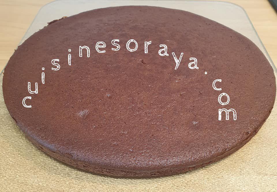 Gâteau au chocolat à la compote (sans beurre)
