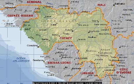 En Guinée, un projet met en évidence les possibilités du système de surveillance et de notification climatiques avancé de la société Earth Networks