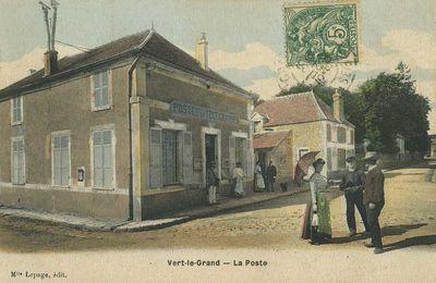 VERT-LE-GRAND 2013 CARTES POSTALES XIXème et XXème SIECLES