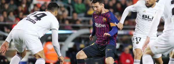 La finale de la Coupe du Roi FC Barcelone / Valence CF diffusée ce samedi sur CANAL+SPORT